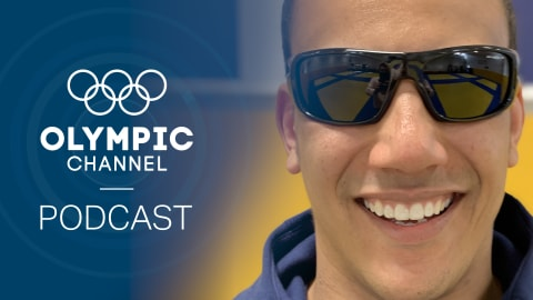 Podcast: This Paralympian lost his sight but reawakened a sporting ambition