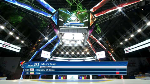 Кубок мира-2019, команды, мужчины, финал | Южная Корея - Иран