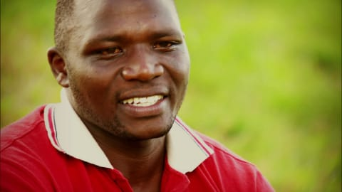 Julius Yego at age 24