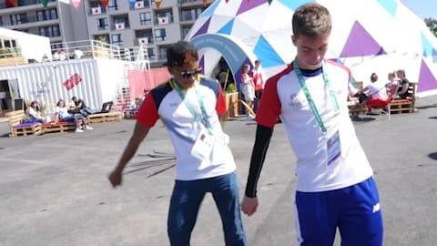 'Die Olympischen Jugendspiele werden wie Disneyland sein'