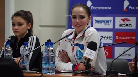 Alina Zagitova: