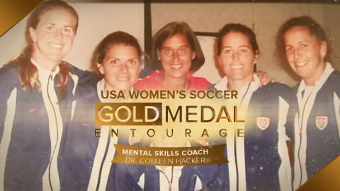 Extra: The mental coach behind US soccer's gold medal-winning women's team