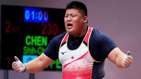 ウエイトリフティング五輪テストイベント2日目:男子109kg超級でも日本新記録! 村上英士朗が準優勝