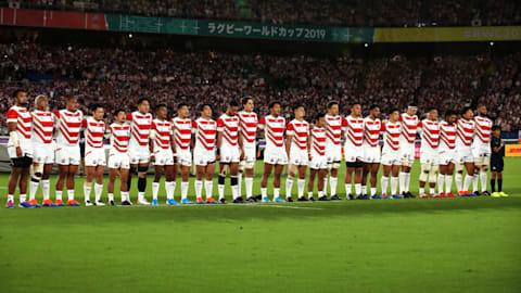 ベスト8が出揃ったラグビーW杯。日本代表は再び南アフリカを撃破できるか
