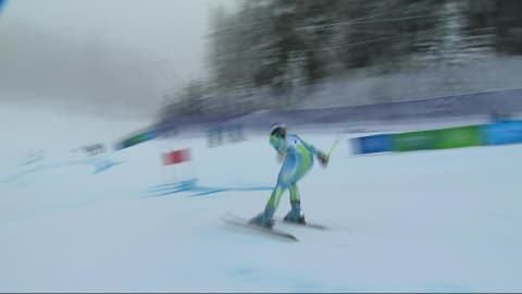 Slovenian Medalists - Tina Maze - Alpine Skiing - GiantS - Vancouver 2010