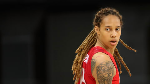 Brittney Griner leads USA to third consecutive world title
