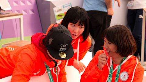 南米初のユースオリンピック、間もなく開催:日本選手団は国際文化交流を開始