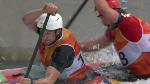 Rio 2016 Men's Canoe Double - Final