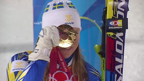 Best Of Anja Paerson, Apine Skiing