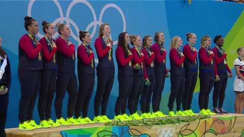 Pallanuoto: finale femminile | Rio 2016 Replays