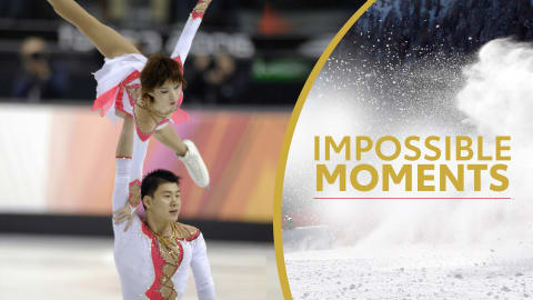 Zhang Dan and Zhang Hao Refuse to Give Up | Impossible Moments