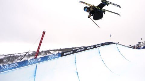 Halfpipe | Copa do Mundo FIS - Calgary