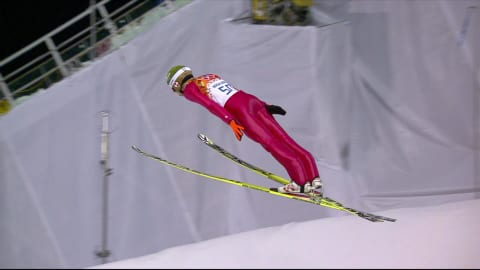 Best Of Men's Normal Hill and Large Hill Ski Jumping | Sochi 2014