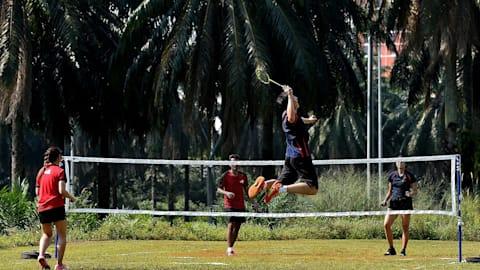 Air Badminton: un nuevo giro a este deporte