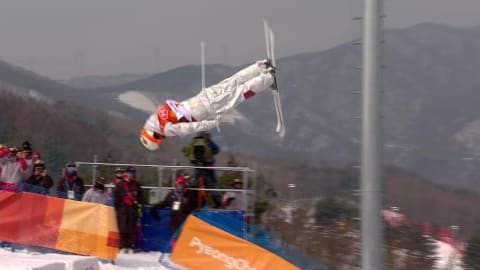 Men's Moguls Qualification 1 - Freestyle Skiing | PyeongChang 2018