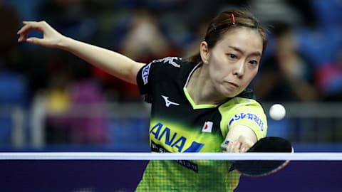 ITTFワールドツアー・オーストラリアOP5日目:石川佳純、伊藤美誠が準決勝敗退、混合ダブルスは準優勝