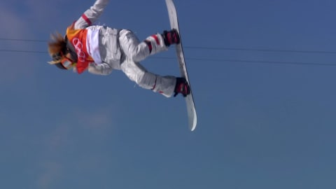Finales Halfpipe Femmes - Snowboard | Highlights de PyeongChang 2018