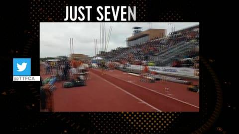 부브카를 뛰어넘나? U-20 장대높이뛰기 세계 기록 깬 두플란티스