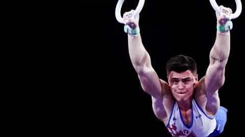 Nikita Nagornyy wins world all-around title in Stuttgart