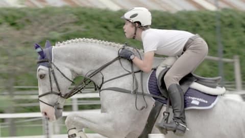 Киркегаард мечтает об успехе в конкуре на Олимпиаде в Токио