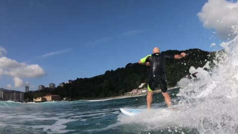 Surfing Blind: Conoce a Aitor Francesena