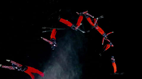 Aerials | FIS World Cup - Moscow