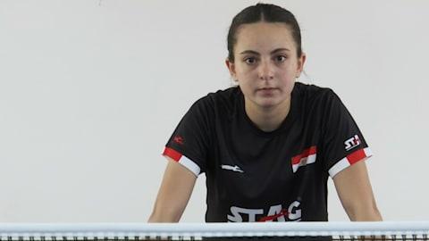 Dina Meshref eyes international breakthrough