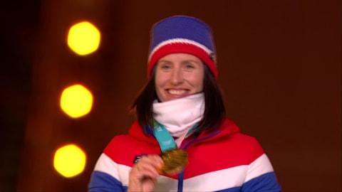 Top 10: 올림픽에서 가장 화려한 업적의 여자 선수