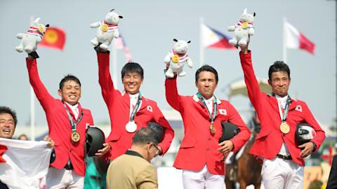 平永健太:会社員ライダーは代表スタッフからアジア競技大会の金メダリストへ成長