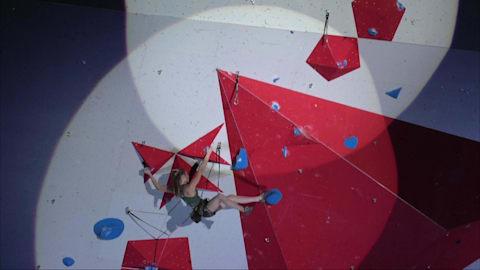 Janja Garnbret on top again