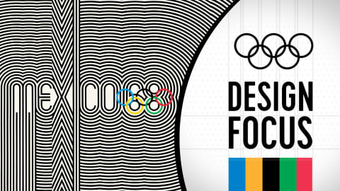 Design Focus: Messico 1968