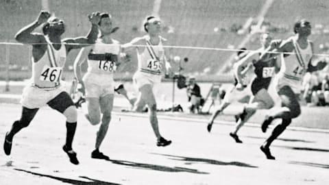 Tolan gana un histórico oro en los 100m de Los Ángeles 1932