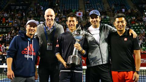 錦織圭はなぜ世界屈指のテニスプレーヤーであり続けられるのか? 成長を支える2人のコーチ