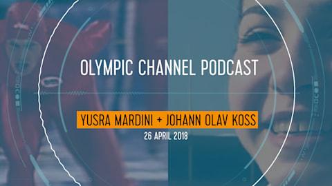 Yusra Mardini + Johann Olav Koss