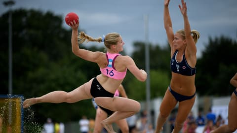 Women's Final | Beach Euro Cup - Stare Jablonki