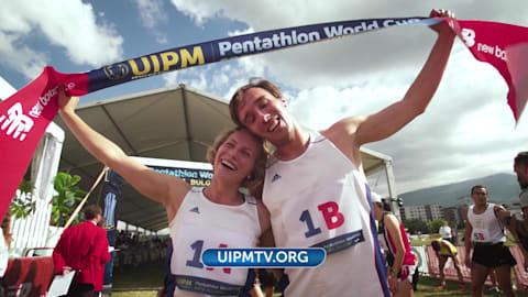 UIPM 근대 5종 월드컵 2018 – 불가리아, 소피아