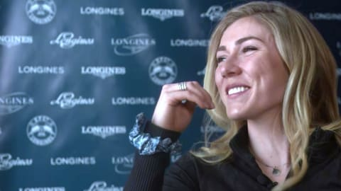 Exclusive: Shiffrin on not feeling extra pressure after Vonn retirement