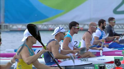Rio 2016 Men's Kayak Single – 200m - Final A