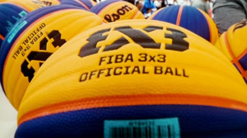 WATCH... FIBA 3x3 Asia Cup - Changsha