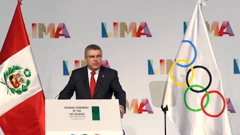 Bach: il bisogno di valori olimpici non è mai stato più grande