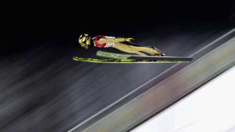 Men's HS140 Individual - Day 1   FIS World Cup - Engelberg