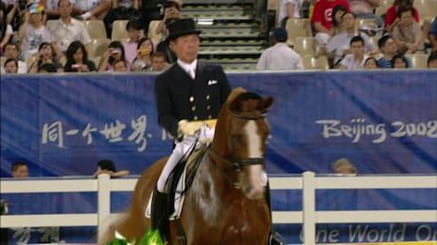 Hoketsu startet 44 Jahre nach Olympia-Debüt | Peking 2008 Wiederholungen
