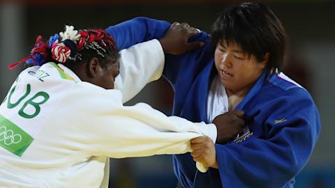 「柔道」オリンピック競技の中でも数少ない日本発祥のスポーツ