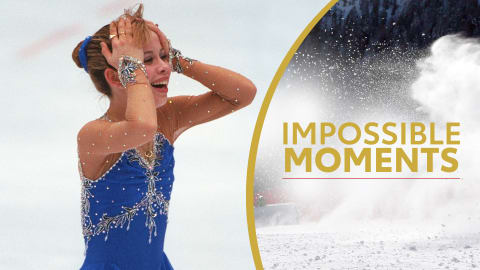 Tara Lipinski fa la storia | Impossible Moments