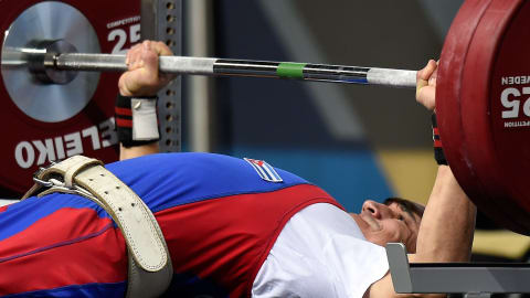 Men's 83kg | World Open Championships - Halmstad