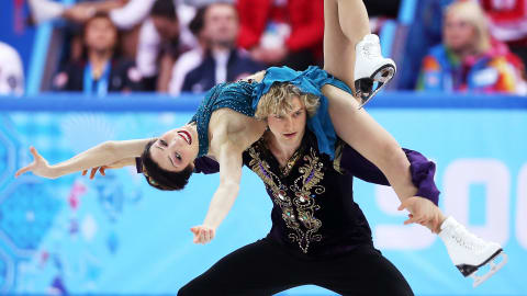 US pair twizzles way to ice dance gold