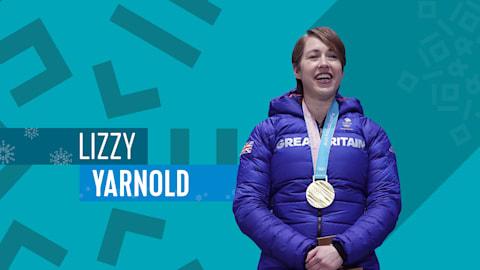 Lizzy Yarnold: Meus Destaques de PyeongChang