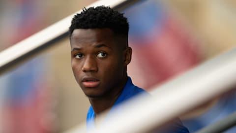 【サッカー】バルセロナの16歳ファティが東京五輪世代、U-21スペイン代表戦でデビュー