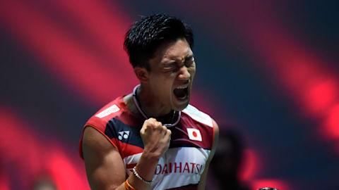 バドミントン・ジャパンOP:男子シングルス桃田賢斗がストレート勝ちで2回戦へ