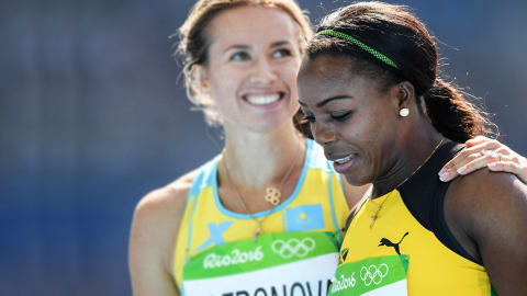 Veronica Campbell-Brown: Meine Rio-Highlights